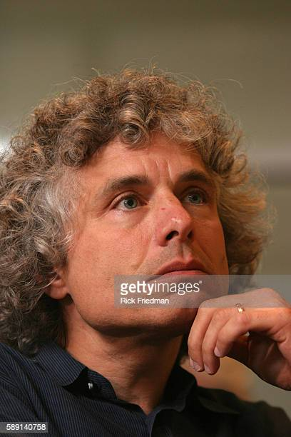 The Johnstone Family Professor at Harvard's Department of Psychology Steven Pinker previously taught at MIT and continues to write for a number of...