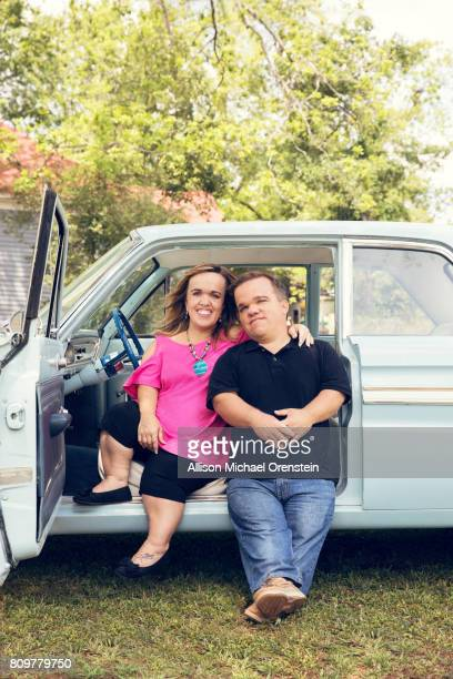 The Johnstons are photographed for People Magazine on April 28 2017 in Forsyth Georgia PUBLISHED IMAGE