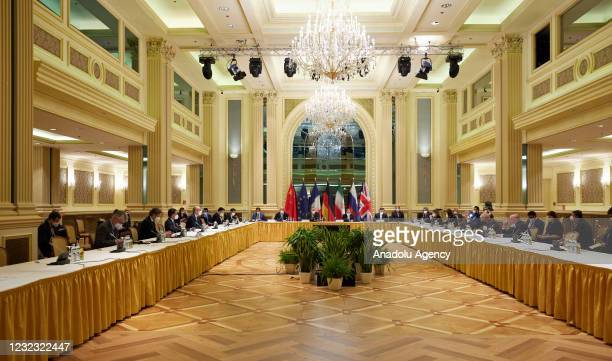 The Joint Comprehensive Plan of Action meeting held to discuss the full implementation of the Iran nuclear deal and the return of the United States...