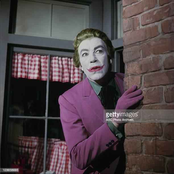 "The Joker Goes to School"" - Airdate March 2, 1966. CESAR ROMERO"