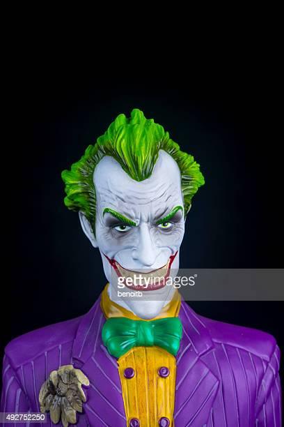 the joker - batman superhero stock pictures, royalty-free photos & images