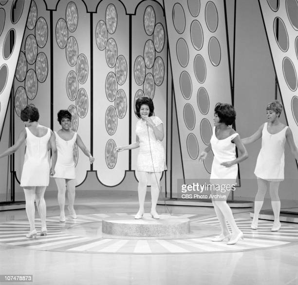 The Jonathan Winters Show featuring guest Aretha Franklin Image dated January 5 1968