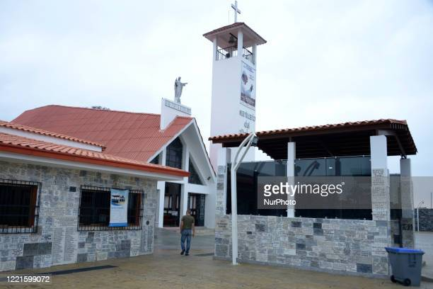 The José Gregorio Hernandez Sanctuary located in his hometown Isnotú Trujillo Venezuela He was known as quotthe doctor of the poorquot and is now a...