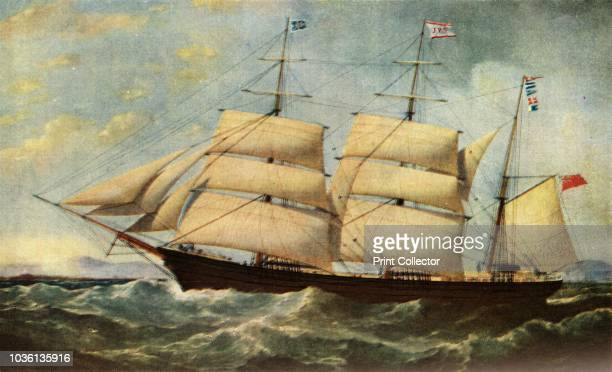 The Joseph Cunard' 'The Joseph Cunard a barque of 680 tons built probably about 1830 She traded between Liverpool and New Orleans and was making...