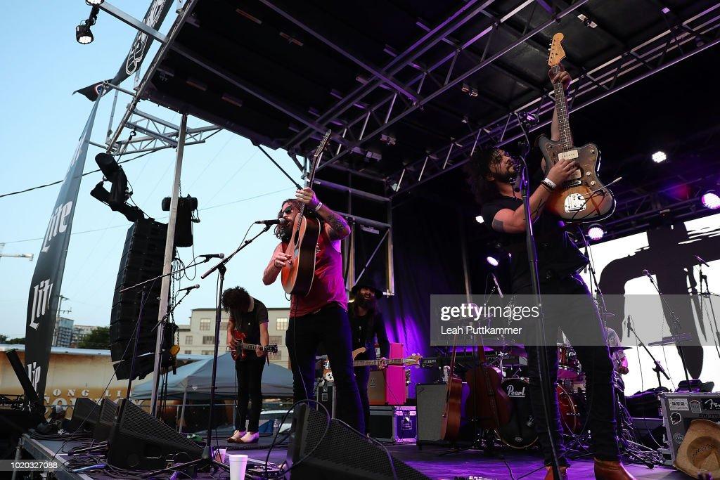 Whiskey Jam Series '18 Outdoor Concert