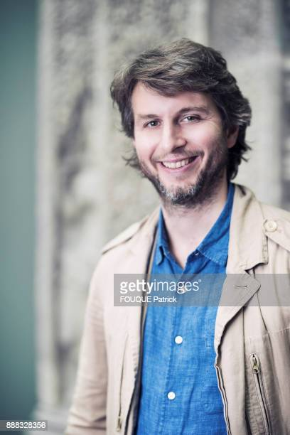 the journalist and reporter Alfred de Montesquiou is photographed for Paris Match on november 20 2017 in Paris France