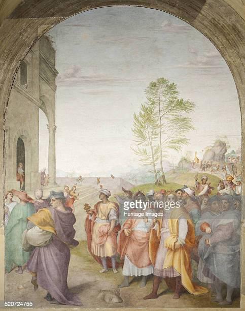 The Journey of the Magi Found in the collection of Basilica della Santissima Annunziata Florence