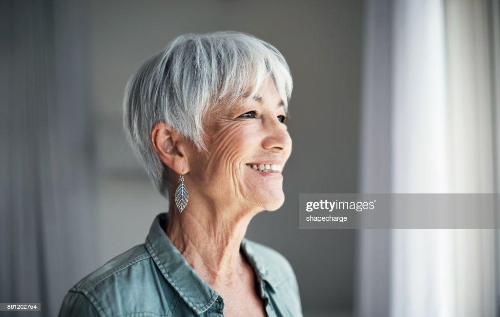The joys of retirement : Stock Photo