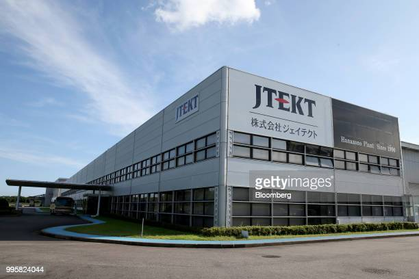 The Jtekt Corp Hanazono plant stands in Okazaki Aichi Prefecture Japan on Tuesday July 10 2018 JTEKT will make an announcement about a new factory in...