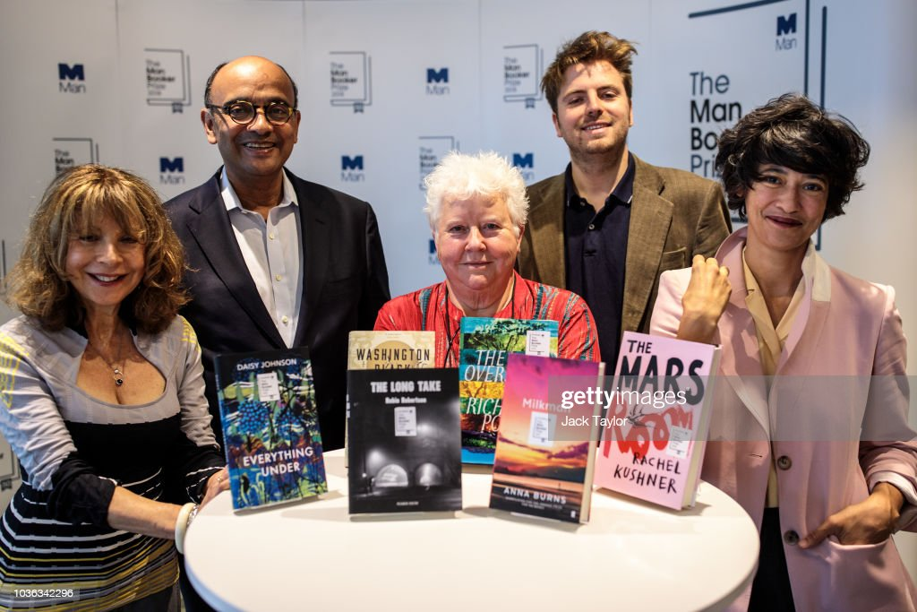 Man Booker Prize 2018 Shortlist Announced