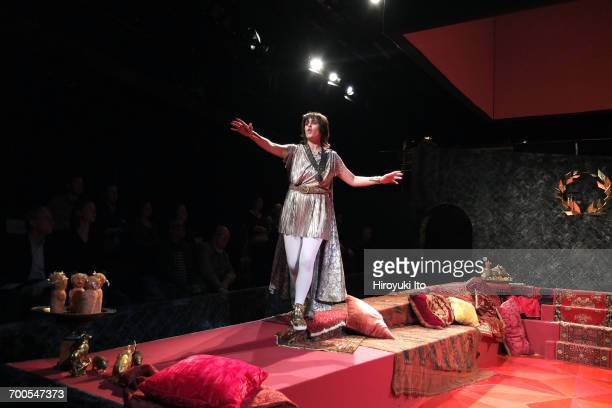 The Juilliard School presents Handel's Agrippina at the Wilson Theater on Thursday night February 16 2017 It's part of Carnegie Hall's La Serenissima...