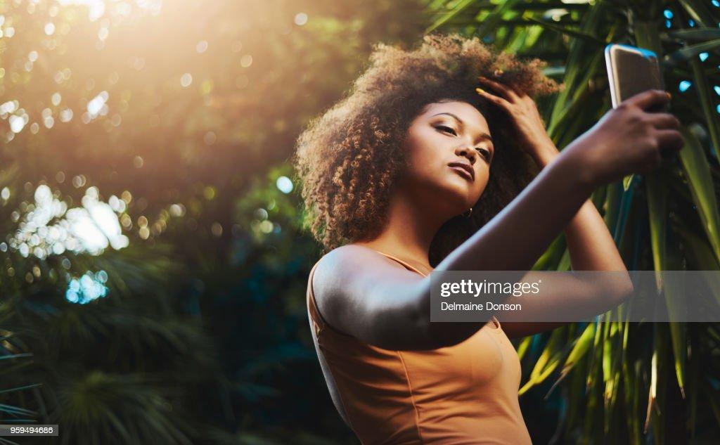 Der Dschungel hat einige der besten Beleuchtung : Stock-Foto