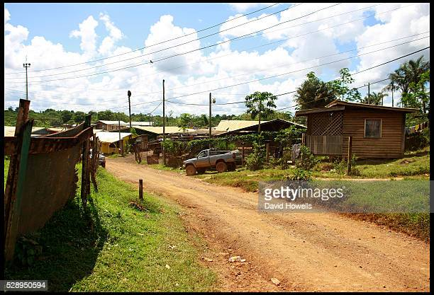 The jungle town of Port Kaituma, Guyana. The town is known for the Jonestown massacre that happened nearby, and for the shootings of Congressman Leo...