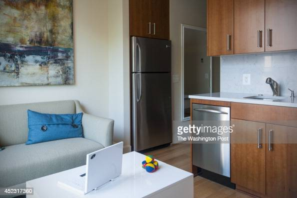 The junior one bedroom apartment, this one 370 square feet ...