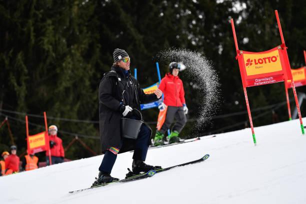 DEU: Audi FIS Alpine Ski World Cup - Men's Giant Slalom