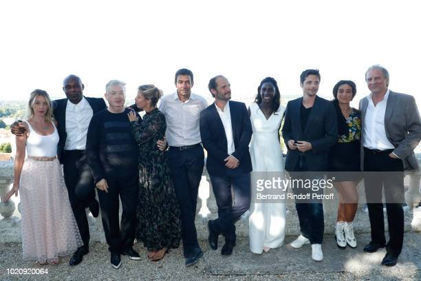 The Jury Ludivine Sagnier Jimmy JeanLouis Cocreator of the Festival Dominique Besnehard President Karin Viard Laurent Hassid Thomas Lilti Eye Haidara...