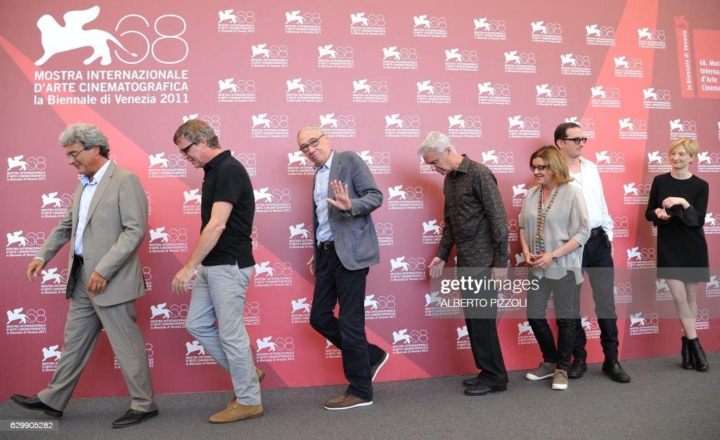 The Jury of Venezia 68, Italian director Mario Martone, US