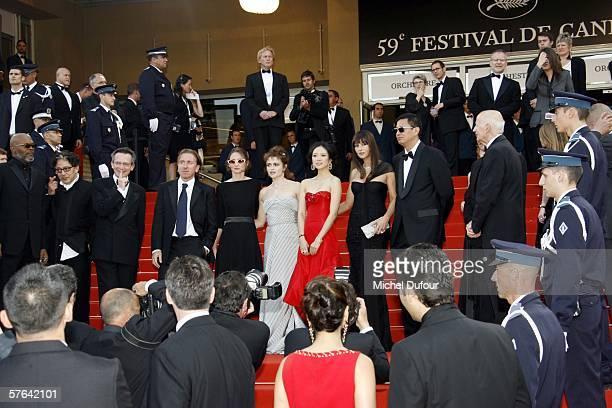 Isabelle Giordano in Cannes - The Da Vinci Code World