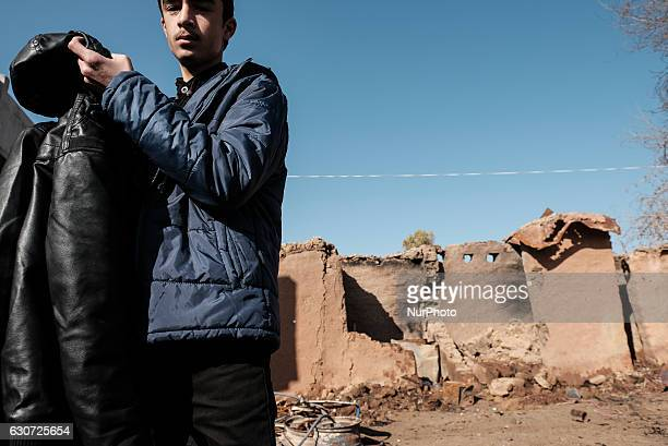 The Kakai Kurds are returning to their homes as Mosul offensive continiues in Tel Laban/ Gazakan on 30 December 2016 The Kakai Kurds are one of...