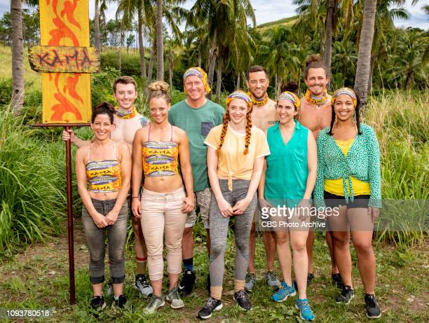 The Kama Tribe competes on SURVIVOR Edge of Extinction when the Emmy Awardwinning series returns for its 38th season Wednesday Feb 20 on the CBS...