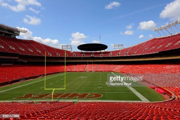 Kansas City Chiefs Stadium Wallpaper