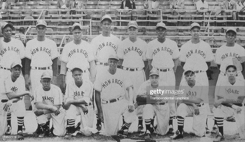 1949 Kansas City Monarchs : News Photo