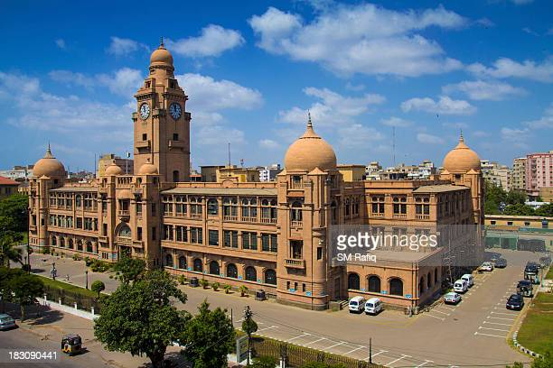 The Karachi Municipal Corporation Building is one of the many historic buildings located at M. A. Jinnah road and has evolved an iconic status as one...