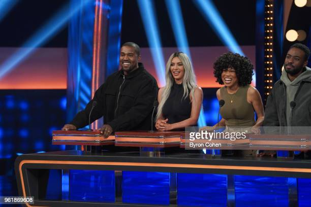 FEUD 'The Kardashian Family vs The West Family' The hourlong episode will feature the family that everyone has been waiting to see battle it out on...
