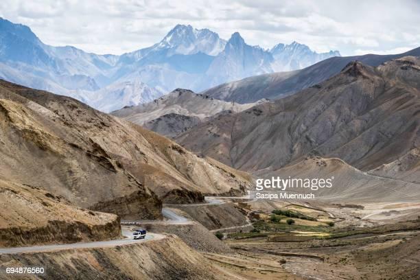 The Kargil-Leh highway