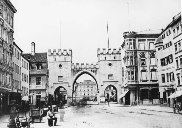 Munich Karlstor