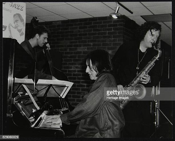 The Kate Williams Quartet playing at The Fairway Welwyn Garden City Hertfordshire 20 April 2003 Jeremy Brown Kate Williams Julian Siegel Artist Denis...