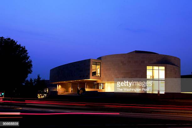 The Katzen Arts Center on the campus of American University in Washington DC