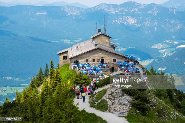 The Kehlsteinhaus or The Eagle's Nest