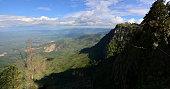 The Kerio Valley from the Elgeiyo Escarpment
