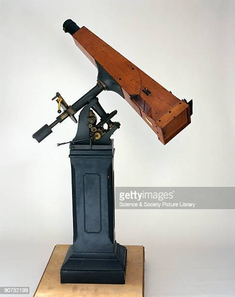 The Kew photoheliograph was the first astronomical instrument specifically designed for photographing celestial objects Conceived by the British...