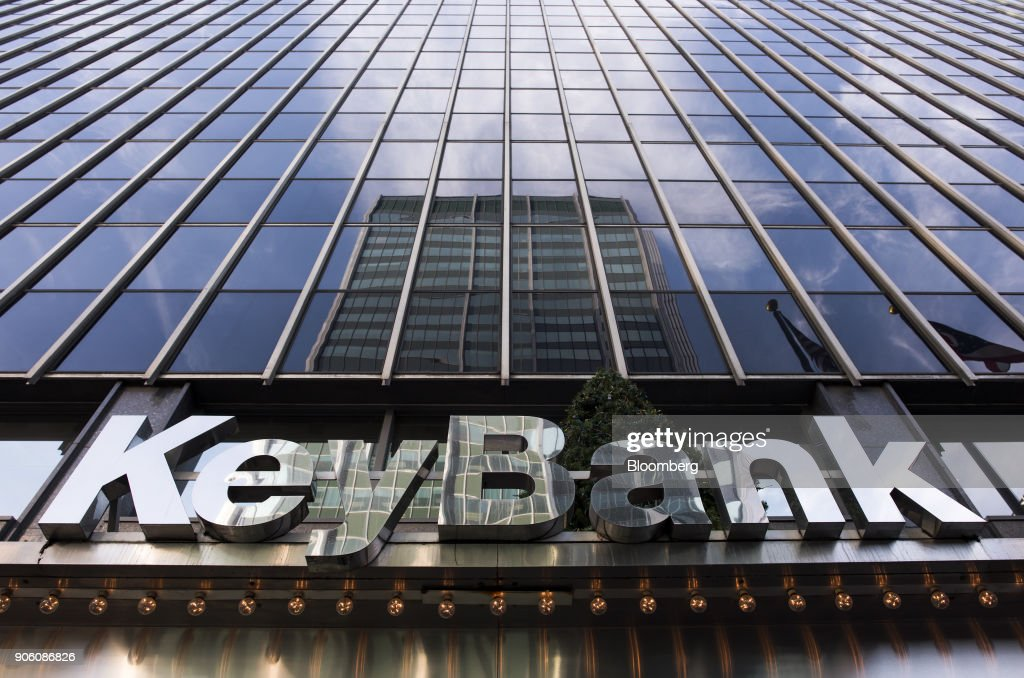 The KeyBank Building Ahead Of Earnings Figures