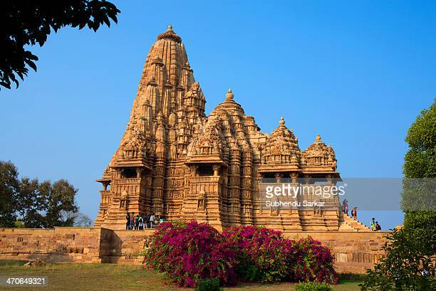 The Khajuraho Group of Monuments in Khajuraho, a town in the Indian state of Madhya Pradesh, located in Chhatarpur District, about 620 kilometres...