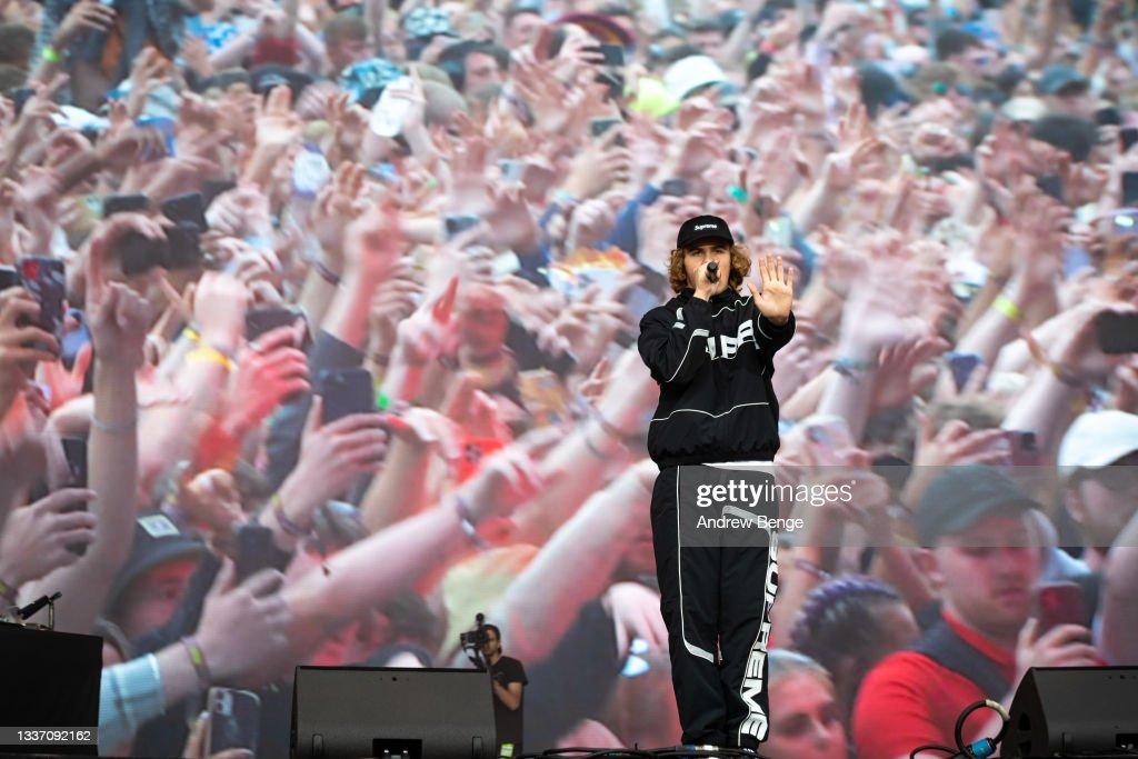 Leeds Festival 2021 : News Photo
