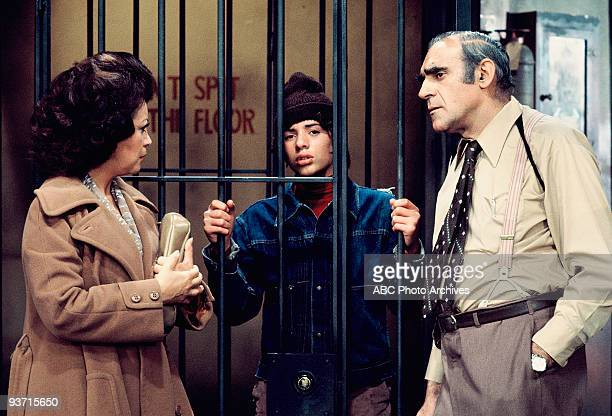 MILLER The Kid Season Two 3/6/76 Fish was attracted to a young mugger's mother