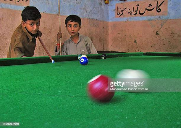 CONTENT] The Kids are caught in action while playing billiard and having fun There the less opportunities are available for education for the...