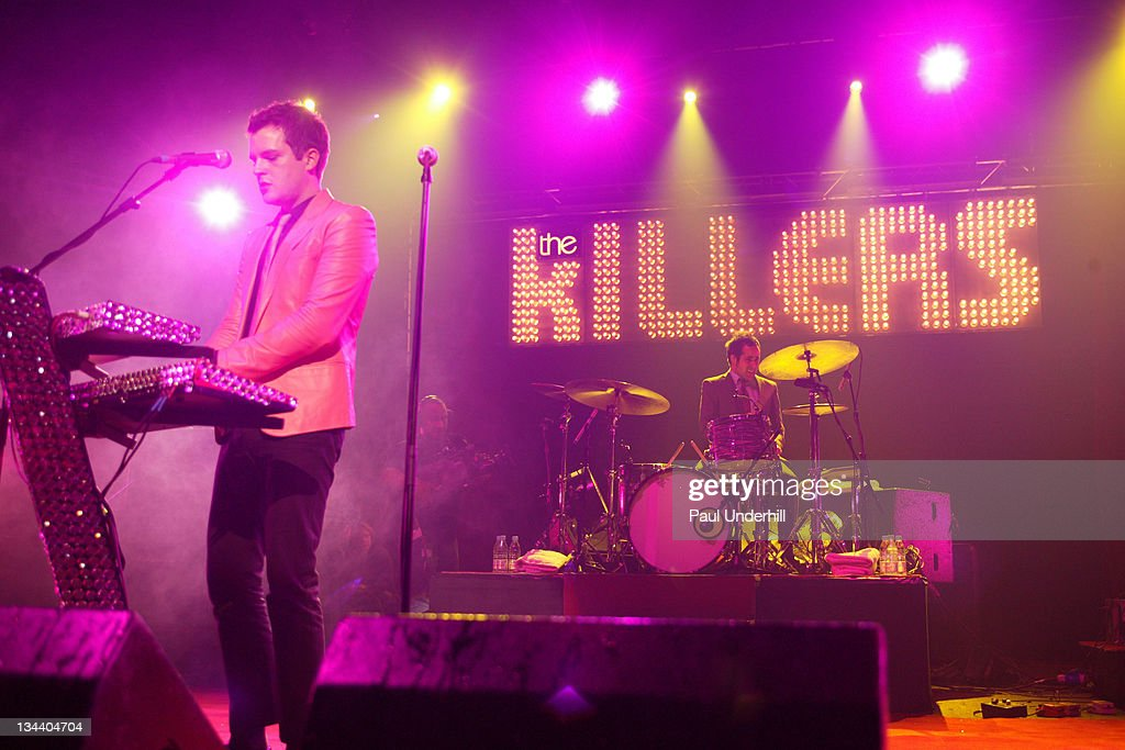Shockwaves NME Awards Tour - The Killers, Kaiser Chiefs, Bloc Party and