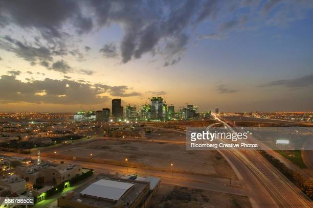 The King Abdullah financial district