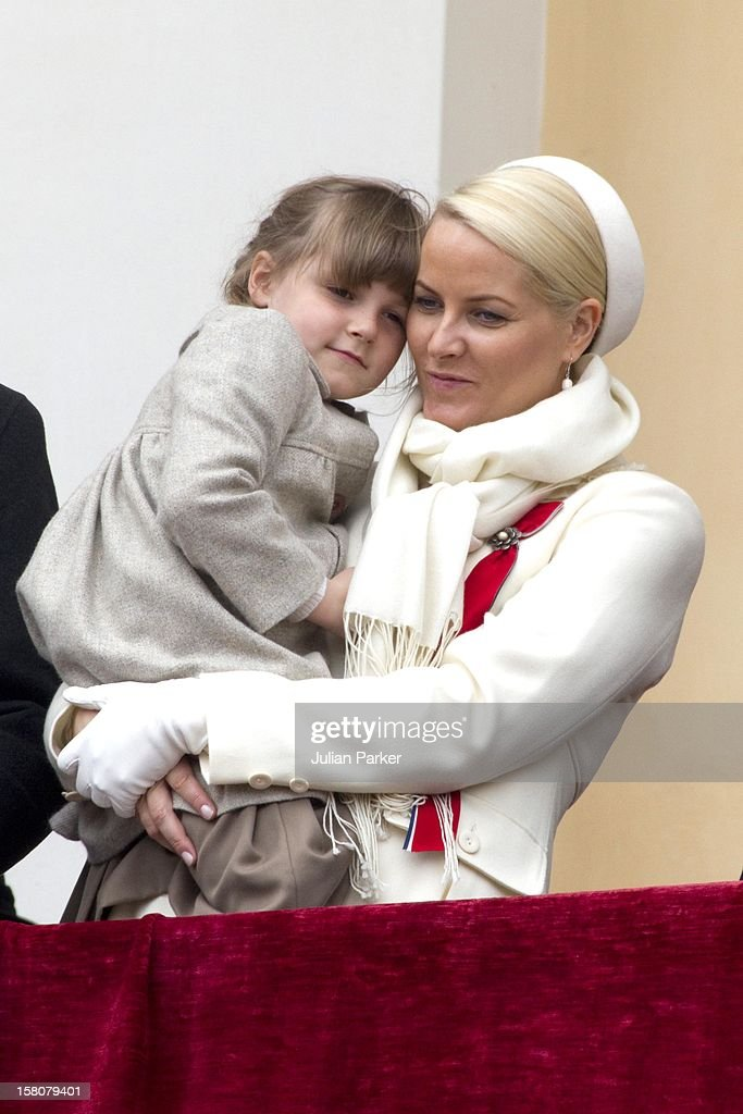 The King And Queen Of Norway : News Photo