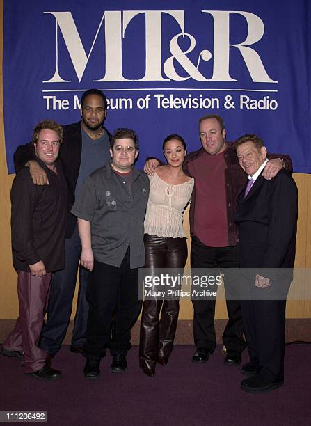 'The King of Queens' cast during 19th Annual The William S Paley Television Festival Presents 'The King of Queens' at Directors Guild Theater in...