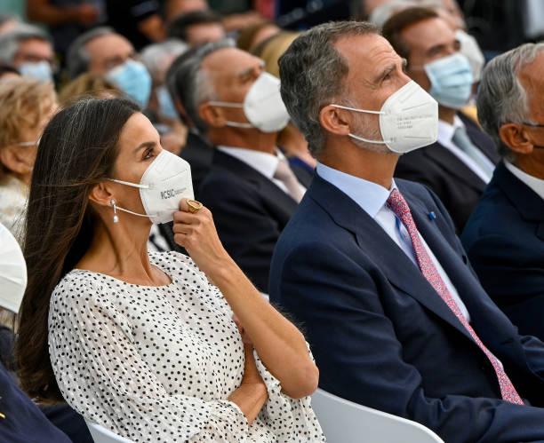 PRT: Spanish Royals Visit Portugal