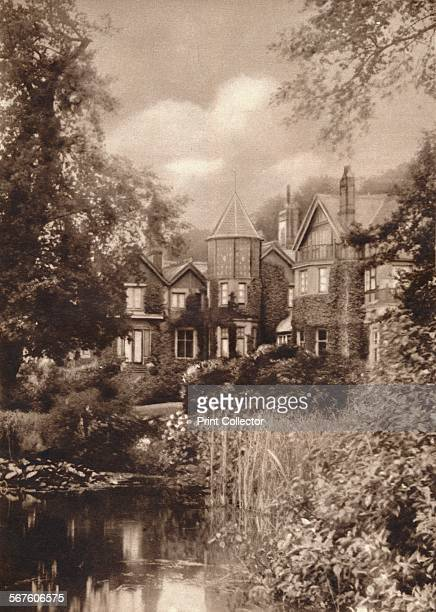 'The King's Birthplace' c1937 York cottage on the Sandringham estate The birth place of King George VI From Our King Queen and the Royal Princesses...