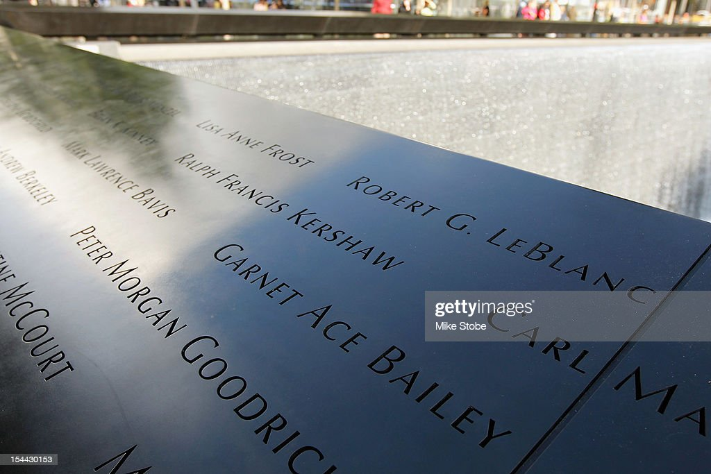 The Kings brought the Stanley Cup to Ground Zero in New York in conjunction with the National Hockey League, the Hockey Hall of Fame and the New York Police Department to pay tribute to former club scouts Garnet 'Ace' Bailey and Mark Bavis