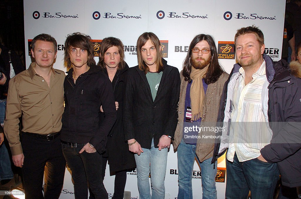 2005 Park City - Blender Sessions with Juliette and the Licks and Kings Of Leon - Arrivals