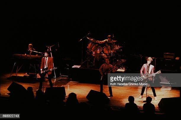 The Kinks live at Nippon Seinenkan Hall Tokyo February 25 1982