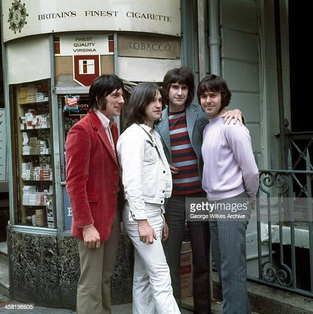 The Kinks were an English rock band formed in Muswell Hill North London by brothers Ray and Dave Davies in 1964 The Kinks first came to prominence in...